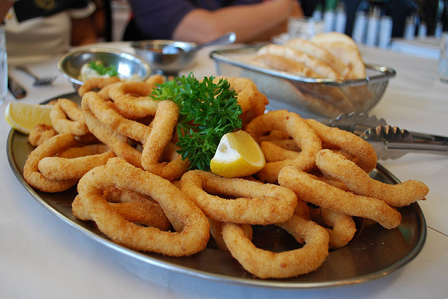 Calamari Rings | ©avlxyz/Flickr