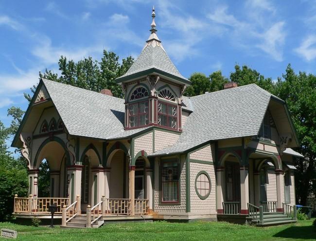 Downing House, Kearney | © Ammodramus/WikimediaCommons