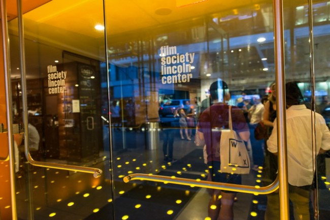 Film Society of Lincoln Center   © Aisha Singleton