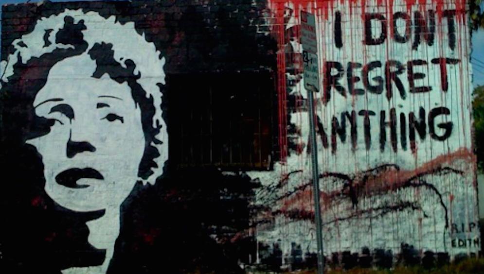 Edith Piaf   © paul stumpr/Flickr