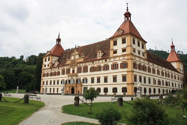 Eggenberg Castle | © Kevinsmithnyc/WikiCommons