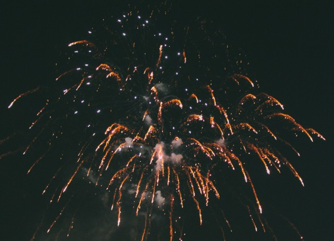 Fireworks | © Ms. Vitri Photos