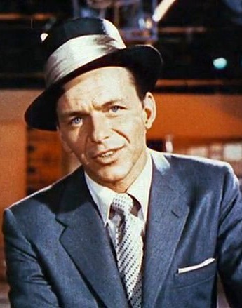 Screenshot of Frank Sinatra from the trailer for the film Pal Joey, 1957 Frame taken from MPEG4. | © Columbia Pictures Corporation/Wikimedia Commons
