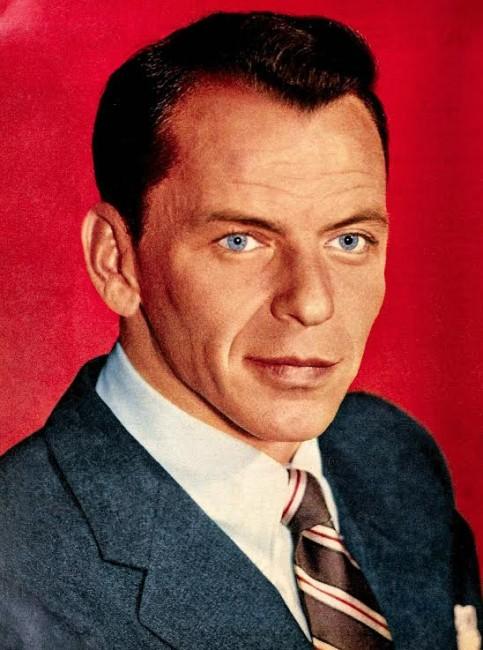 Photo of Frank Sinatra in 1957 from the publication TV-Radio Mirror. | © TV-Radio Mirror/WikiCommons