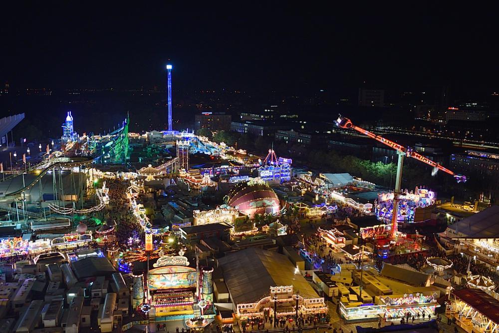 Freimarkt Bremen, Oktoberfest | ©David/WikiCommons