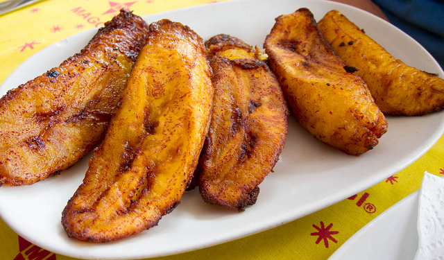 Fried Plantains | © Charles Haynes/Flickr
