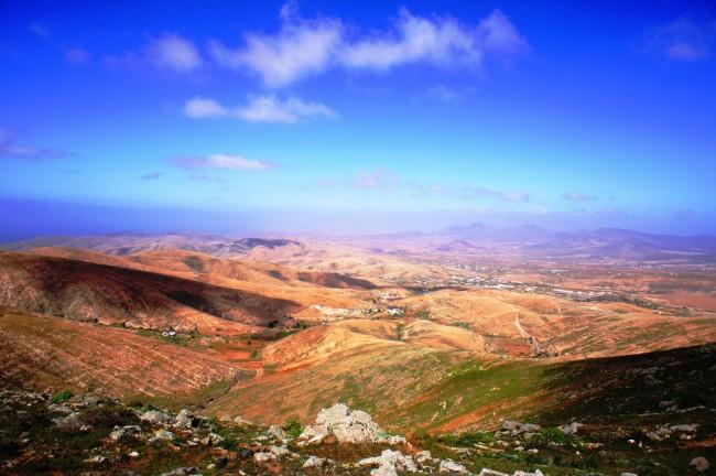 Fuerteventura from the interior   © Manu/Flickr