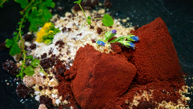 Gaggan-Chocolate | © finedining indian, via Flickr