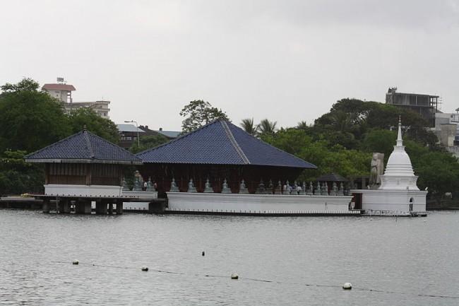 Gangaramaya Temple | © shankar s./WikiCommons