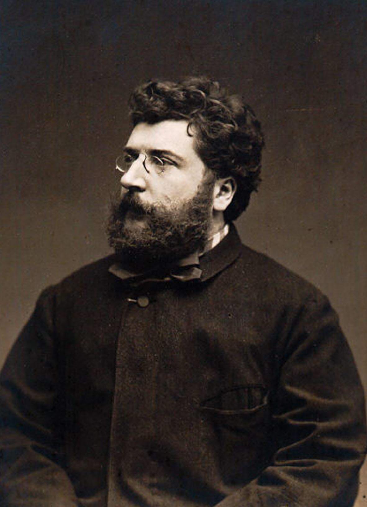 Georges Bizet   © Étienne Carjat/WikiCommons