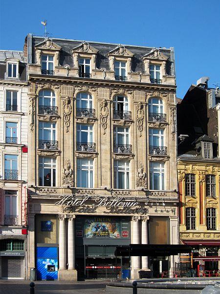 Grand Hôtel Bellevue | © Velvet/WikiCommons