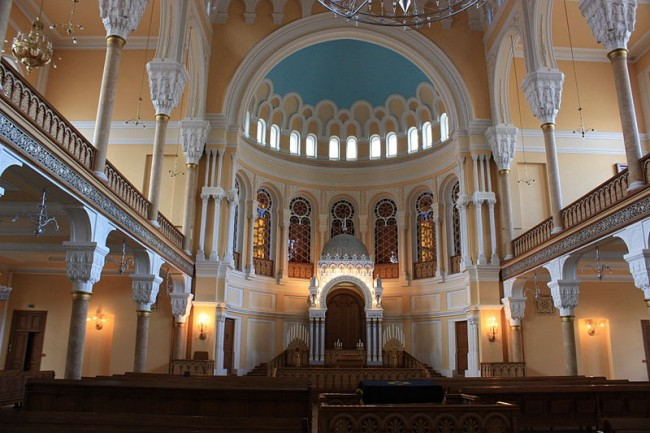 Grand Choral Synagogue |© Dolly442/WikiCommons