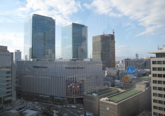 Grand Front Osaka   © KishujiRapid/WikiCommons