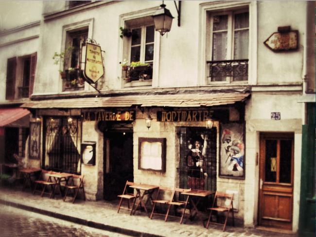 La Taverne de Montmartre | © BineHerzog/Flickr