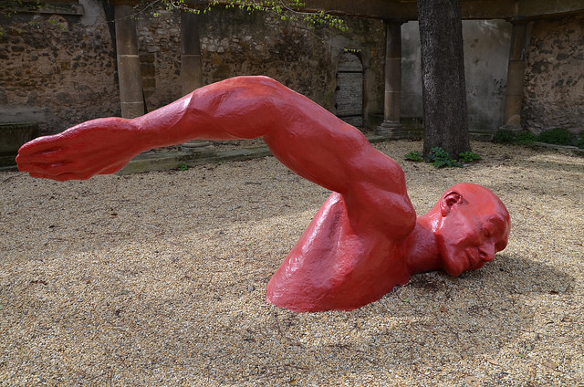 Outdoor Sculpture at Hôtel de Gallifet | ©Patrick Gaudin/Flickr