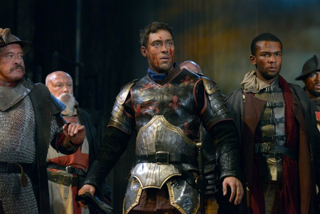 Henry V Production | Photo by Keith Pattison © RSC