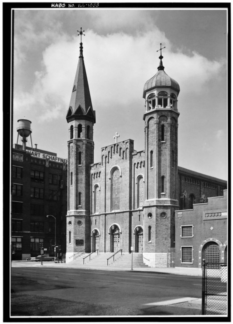 St. Patrick's | © Library of Congress/WikiCommons