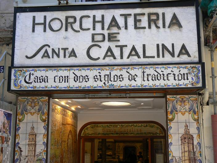 Horchatería de Santa Catalina | © Paul Arps/Flickr