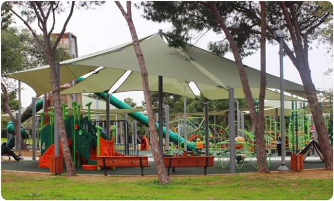 Horsot Park © Jael Ancker