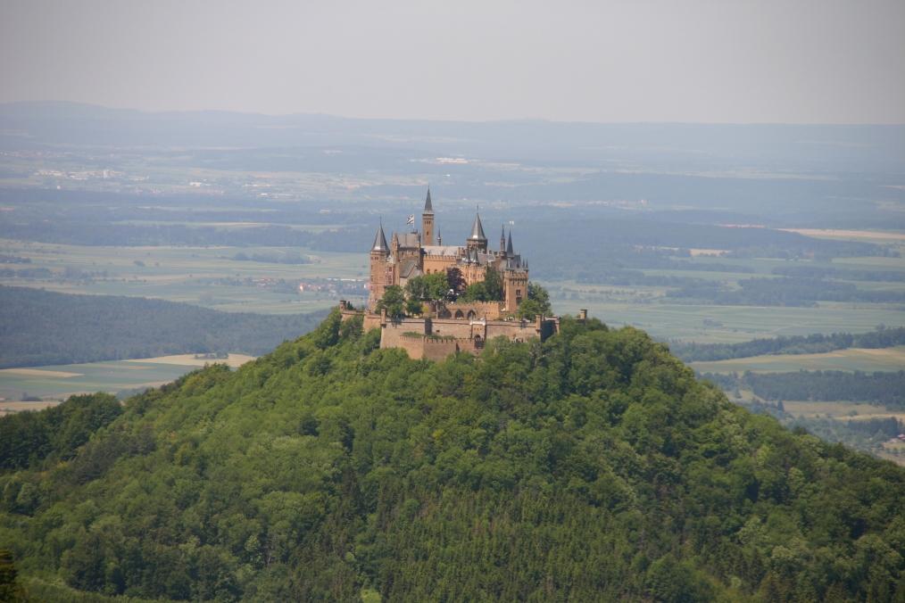 Burg Hohenzollern | ©Stephan A./Flickr