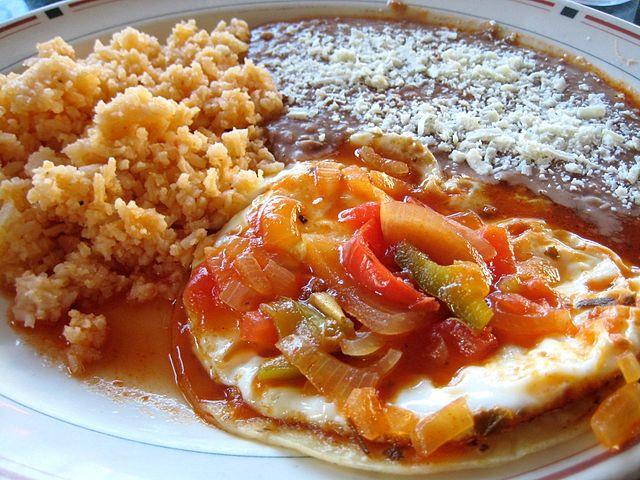 Huevos Rancheros | Elchavobeer/WikiCommons