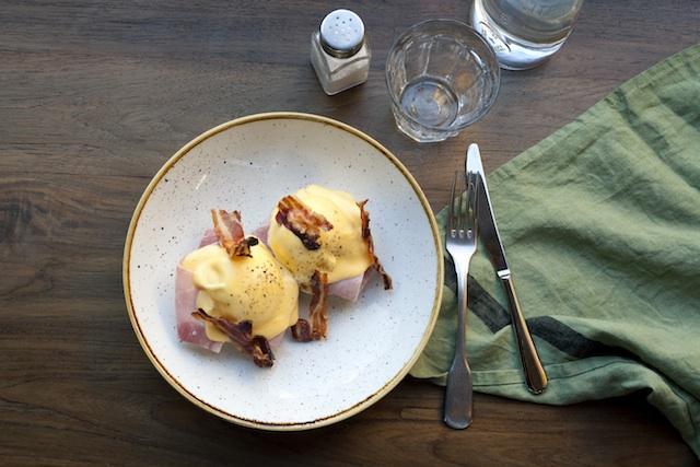 Eggs Benedict | Courtesy of La Esquina
