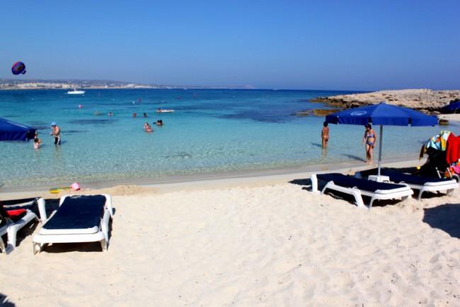 Macronissos beach | © Chris Agathangelou