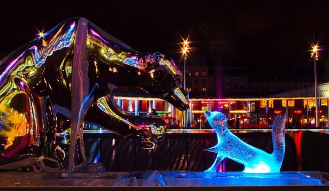 Bradford Ice Sculptures | © Rob Glover/Flickr