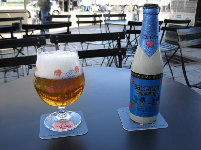 Delirium Tremens Bier   © Arnaud/WikiCommons