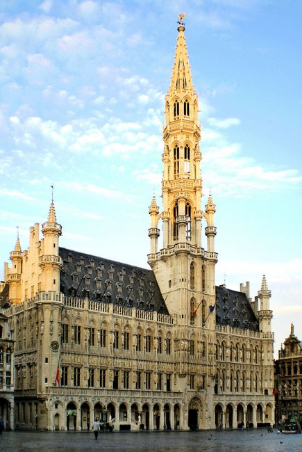 Brussels' City Hall   © Ben2/WikiCommons