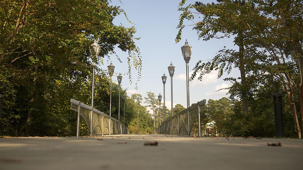 Lejeune Memorial Gardens   © Cpl. Jackeline Perez Rivera
