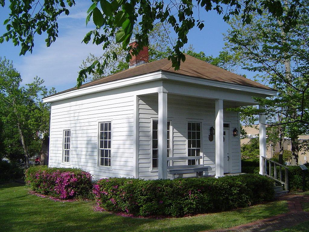 The Historic Pelletier House in Jacksonville   © Hammerattack/WikiCommons