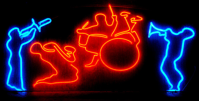 Jazz sign | © Pedro Ribeiro Simões/Flickr