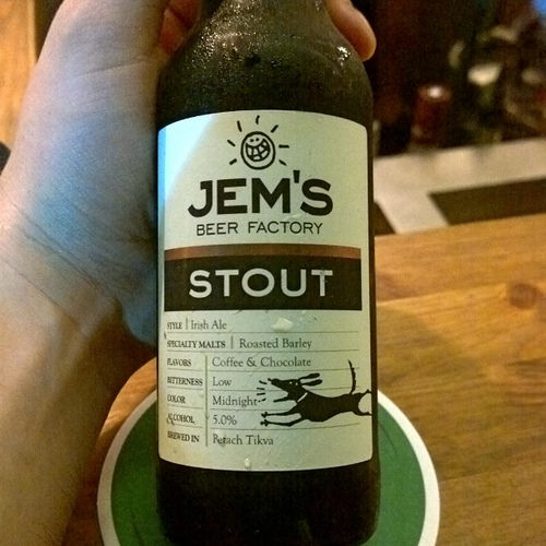 Jem's Stout Beer | © Lachlan Hardy/Flickr