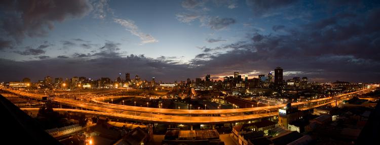 Johannesburg sunrise, City of Gold | © Dylan Harbour/WikiCommons