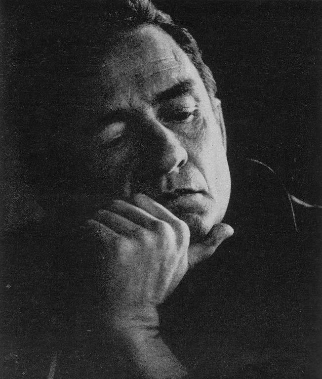 Johnny Cash, Photo by Joel Baldwin, LOOK Magazine, April 29, 1969 | © Quibik/WikiCommons
