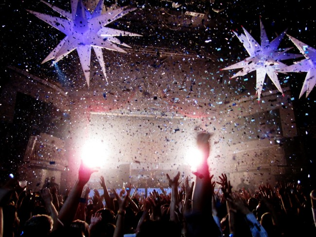 Kaskade concert at Ruby Skye © Evan Blaser_Flickr