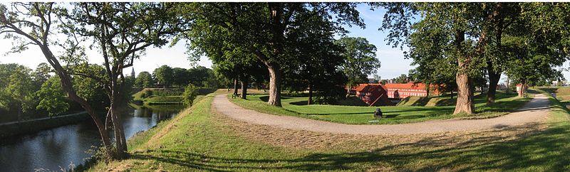 Kastellet, Citadel | © Niels Elgaard Larsen/Wikicommons