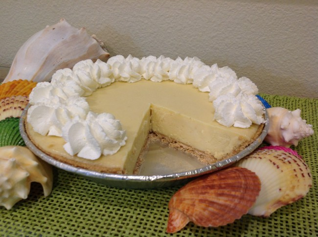 Kermit's key lime pie | Courtesy Kermit's Key West Key Lime Shoppe