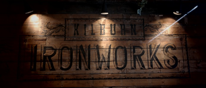 Trendy interiors at Kilburn Ironworks | © Kilburn Ironworks