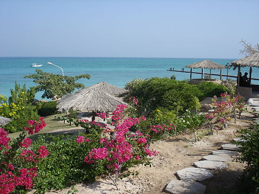 Marjan Beach |© panaromia / Wikicommons