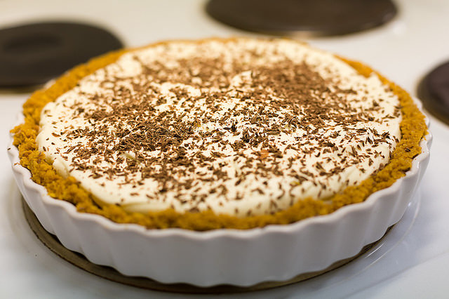 Banoffee Pie | ©Mikael Wiman/Flickr