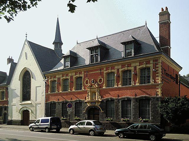 L'Hermitage Gantois Hotel | ©Velvet/WikiCommons