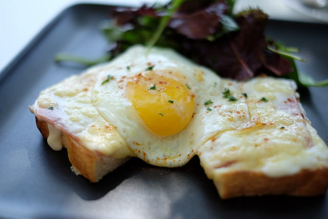 Croque Madame | ©Jun Seita/Flickr