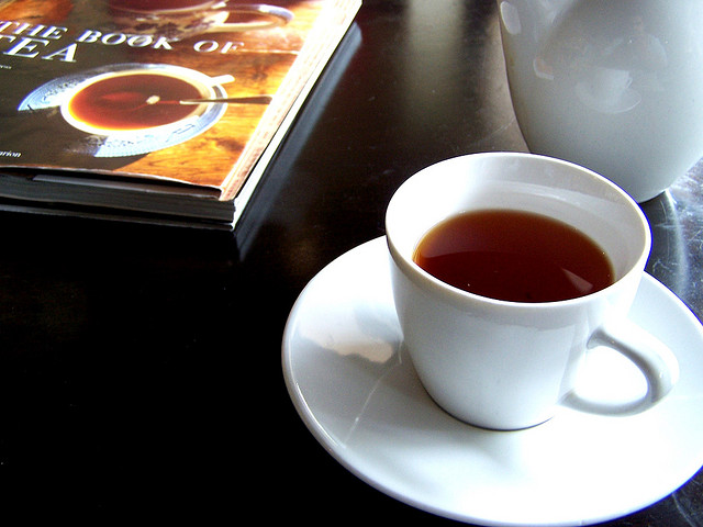 Hot Cup of Tea | ©arjun karkhanis/Flickr