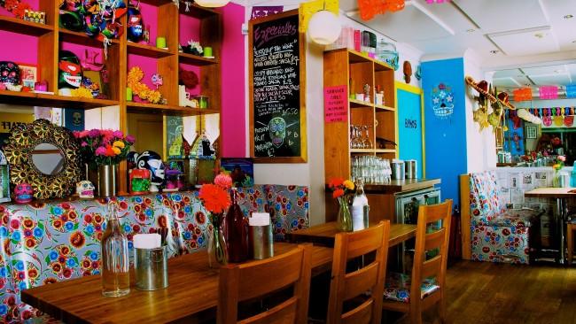 Inside La Choza | Courtesy of La Choza