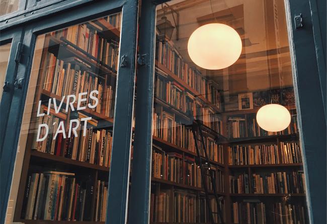 Librairie des Archives | © Karina Castrillo