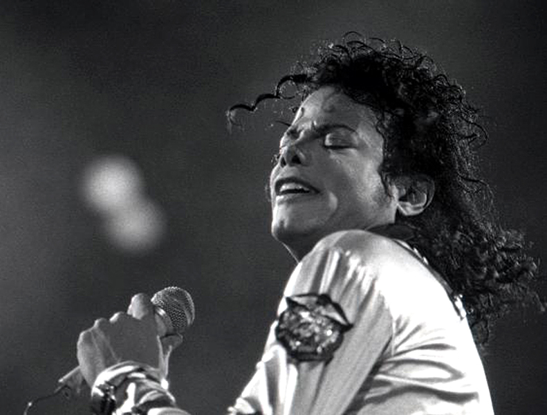 Michael Jackson   Ⓒ Zoran Veselinovic/Flickr