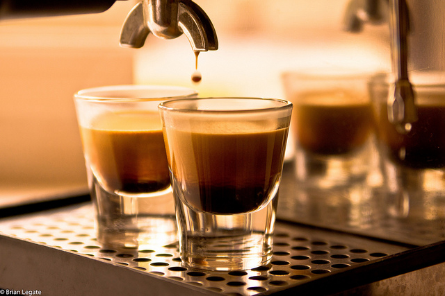 Shots of Espresso | ©Brian PDX/Flickr