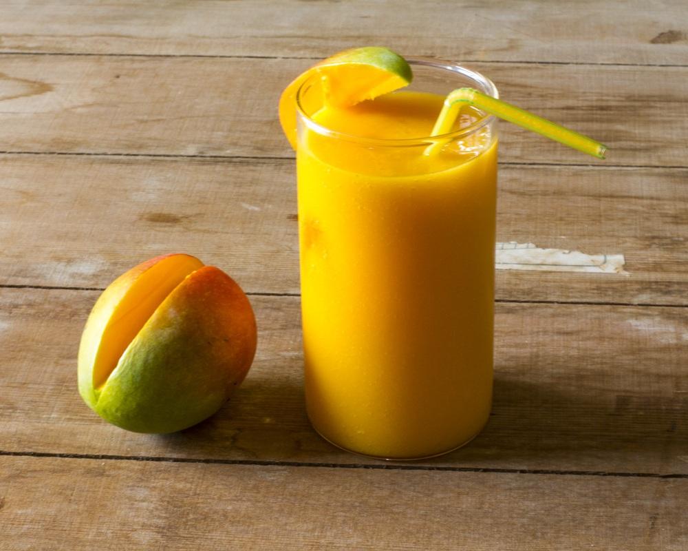Mango Smoothie | © Vivekpat30/WikCommons